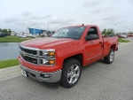 Photo 2014 Chevrolet Silverado and other CK1500 4x4...