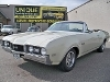 Photo Used 1968 Oldsmobile 442 Convertible