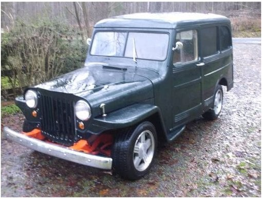 Photo 1952 Willys Jeep