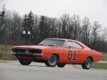 Photo 1969 dodge charger general lee