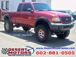 Photo 2003 Ford Ranger XLT 4x4 LIFTED Pickup Truck...